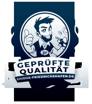Shisha Friedrichshafen Prüfsiegel